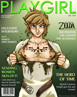 Link - Magazine Cover