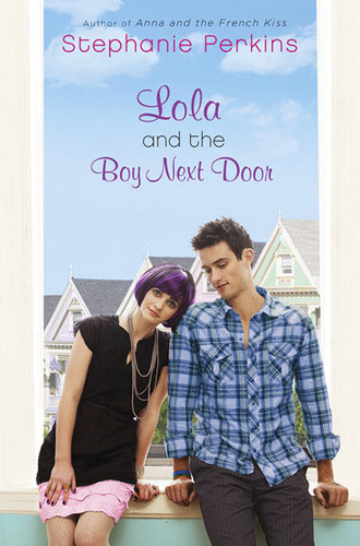 Lola and the Boy Next Door with summary