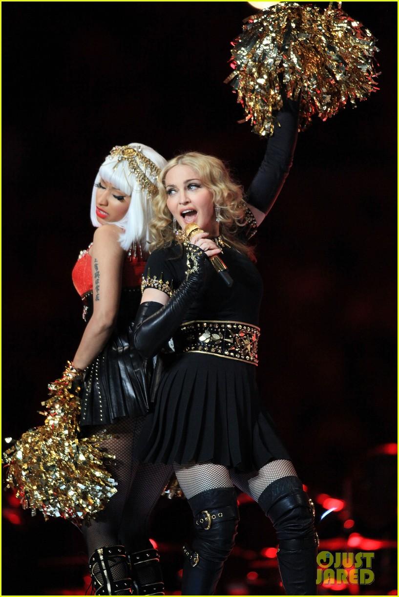 Madonna: Super Bowl Halftime Show - WATCH NOW