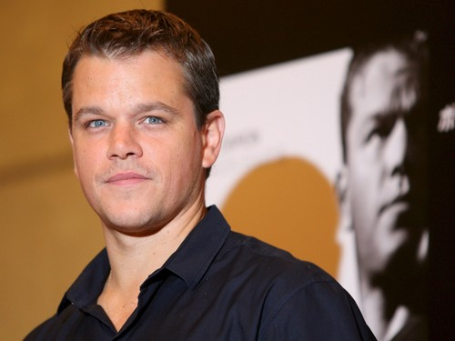 Matt Damon - matt-damon Wallpaper