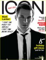 Matt Lanter Covers 'Icon' Magazine - actors photo