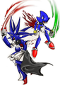Metal Sonic - sonic-characters fan art