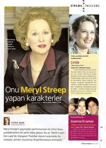 Milliyet Sanat (January 2012)