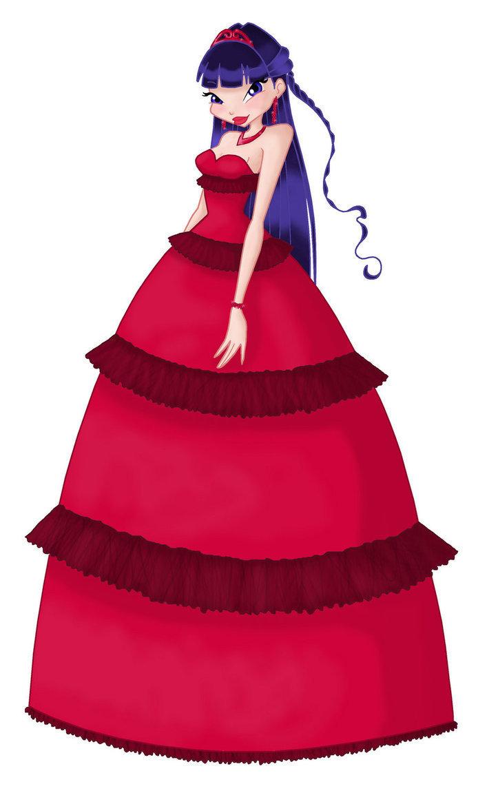 Игры для девочек одевалки платья 6