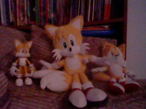 My Tails stuff