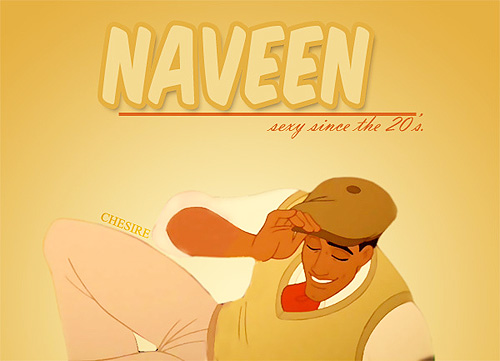 The Princess and the Frog wallpaper containing anime entitled Naveen