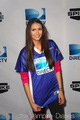 Nina & Candice at DIRECTV's Celebrity সৈকত Bowl