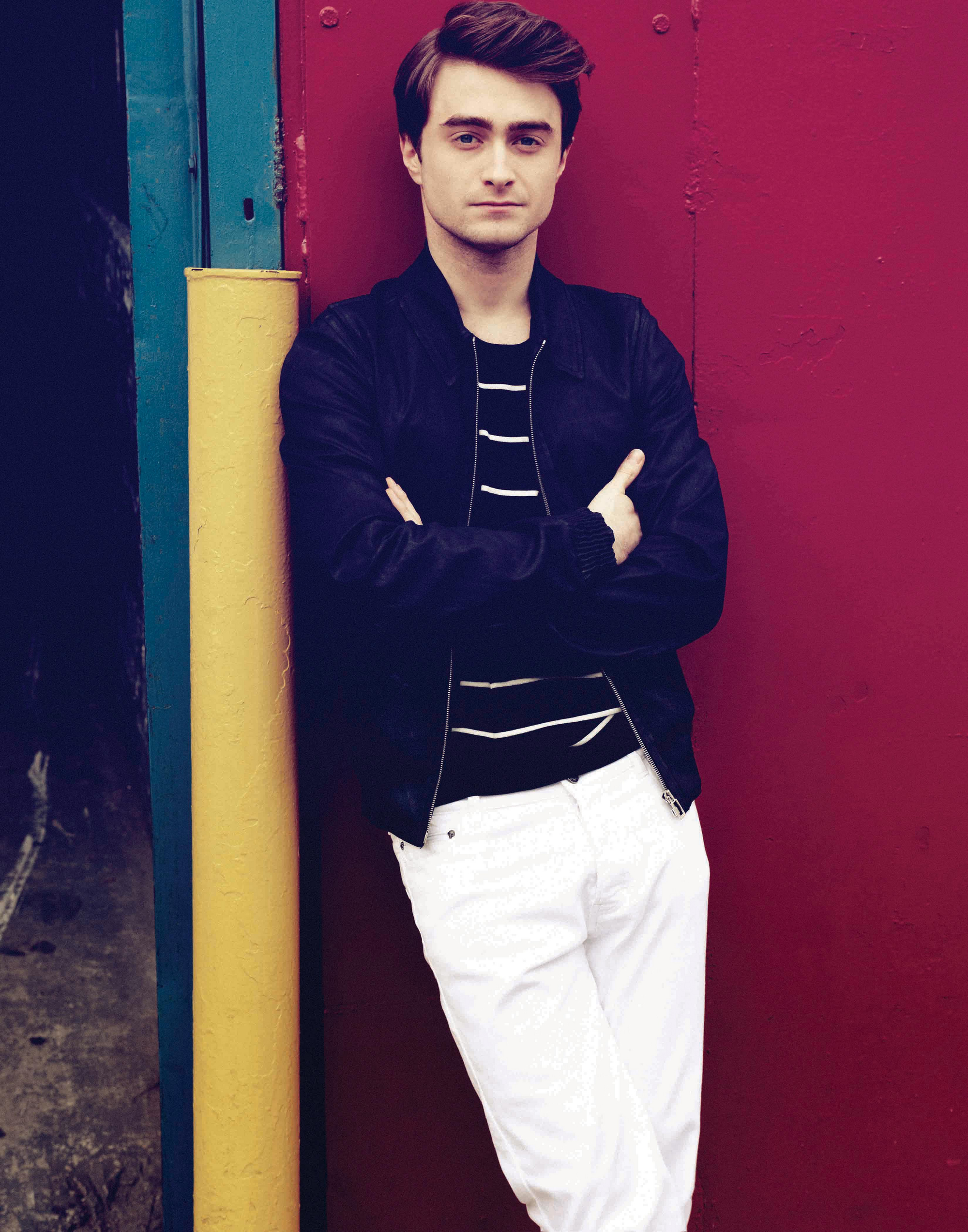 Daniel Radcliffe Photoshoot Pictures HD Images Gallery