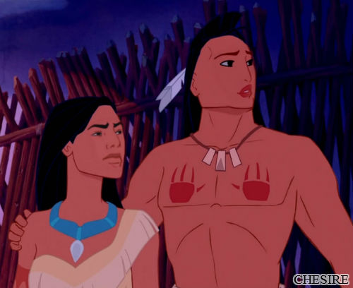 Pocahontas - Face Switch