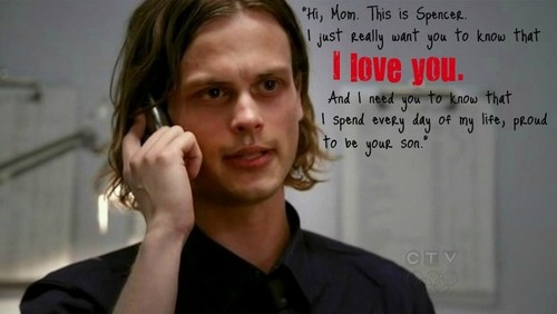 Poor Reid! - dr-spencer-reid Photo