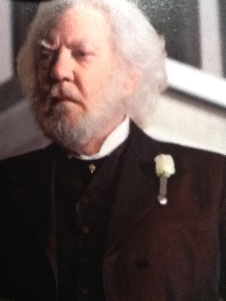President Snow - The Hunger Games Photo (28801685) - Fanpop