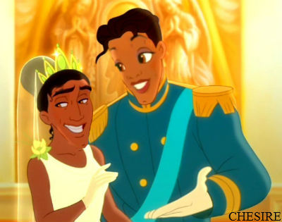 Princess and the Frog - Face Switch - the-princess-and-the-frog Photo