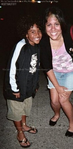 Princeton & his mommy ♥ :)