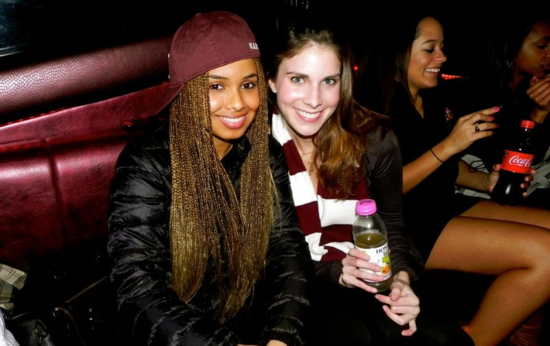 Randy Jackson's Daughter Stevanna Jackson looks so much like her Aunty Janet Jackson