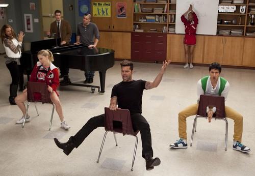 Ricky on Glee!!!