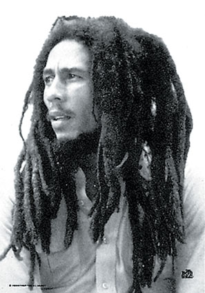 "Robert Nesta ""Bob"" Marley, OM (6 February 1945 – 11 May 1981)"