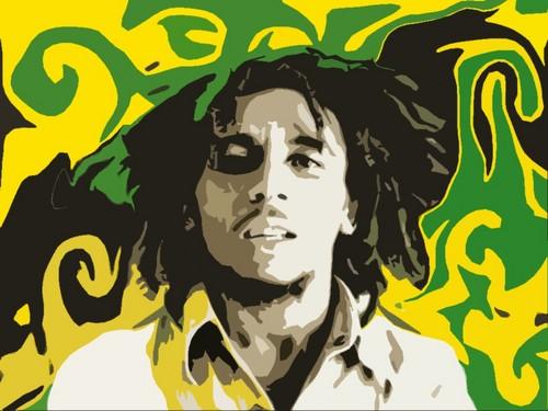 """Robert Nesta """"Bob"""" Marley, OM (6 February 1945 – 11 May 1981)"""