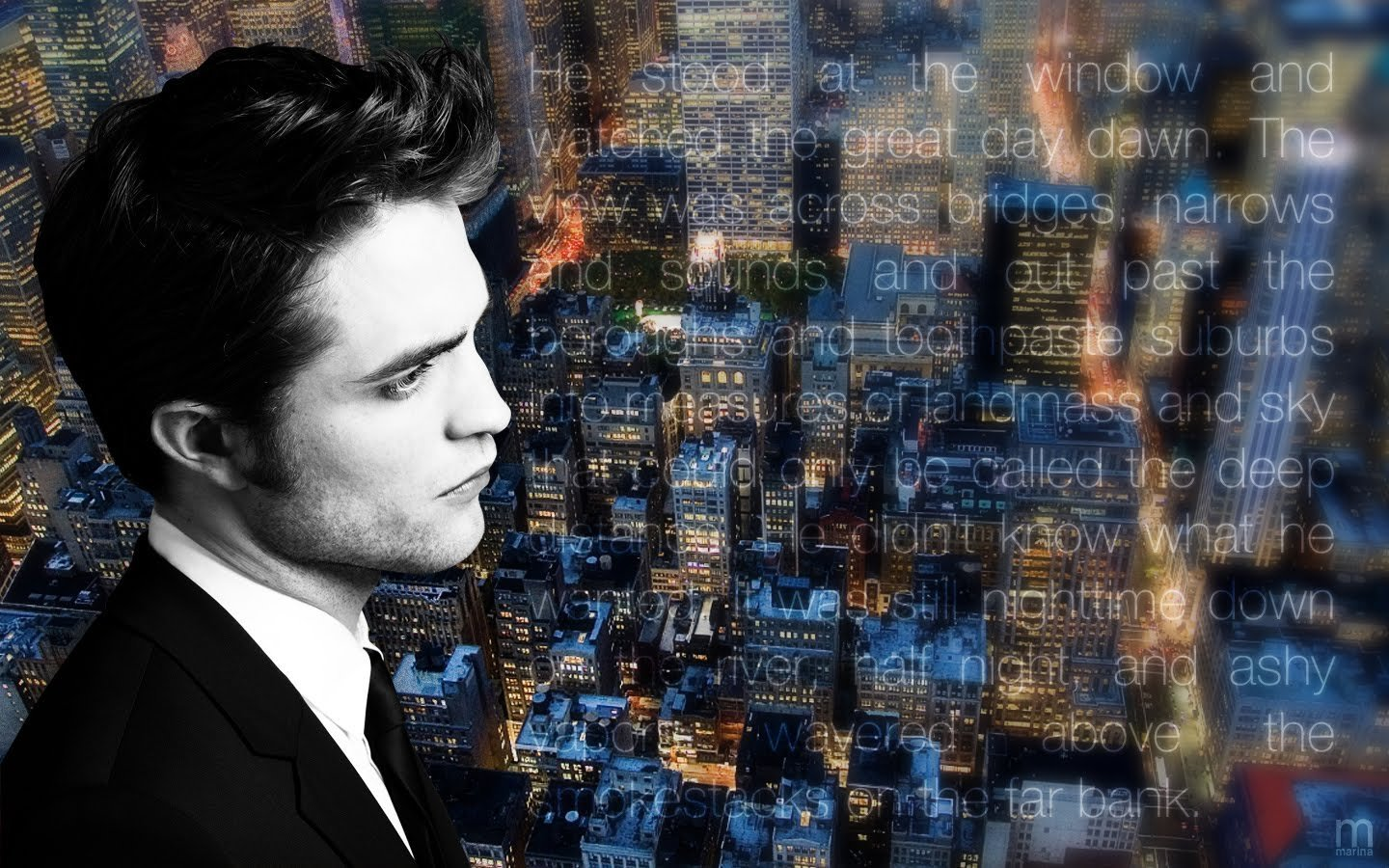 Robert pattinson - Robert Pattinson
