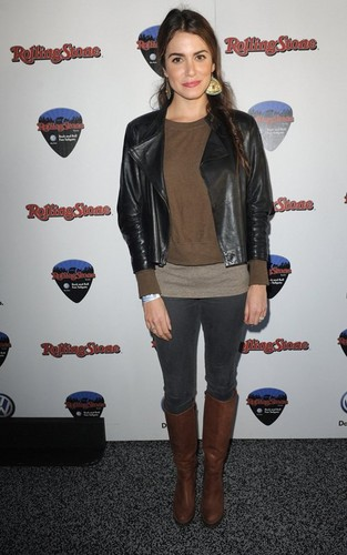 Rolling Stone Hosts Volkswagen Rock & Roll Super Bowl Fan Tailgate Party.