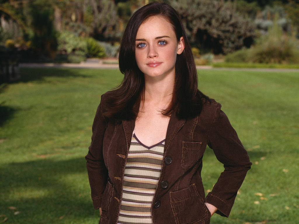The Hair Volution Of Rory Gilmore On Gilmore Girls Reelrundown Entertainment