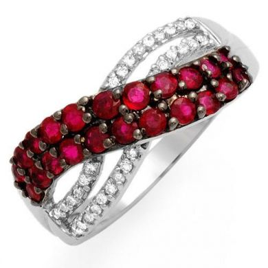 RubY RIngs - jewelry Photo