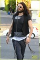 Russell Brand: 'The Hauntrepreneur' Star!