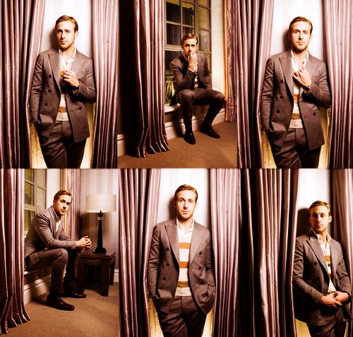 Ryan gosling, ganso