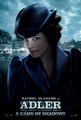 SH2 Adler poster - sherlock-holmes-and-irene-adler photo