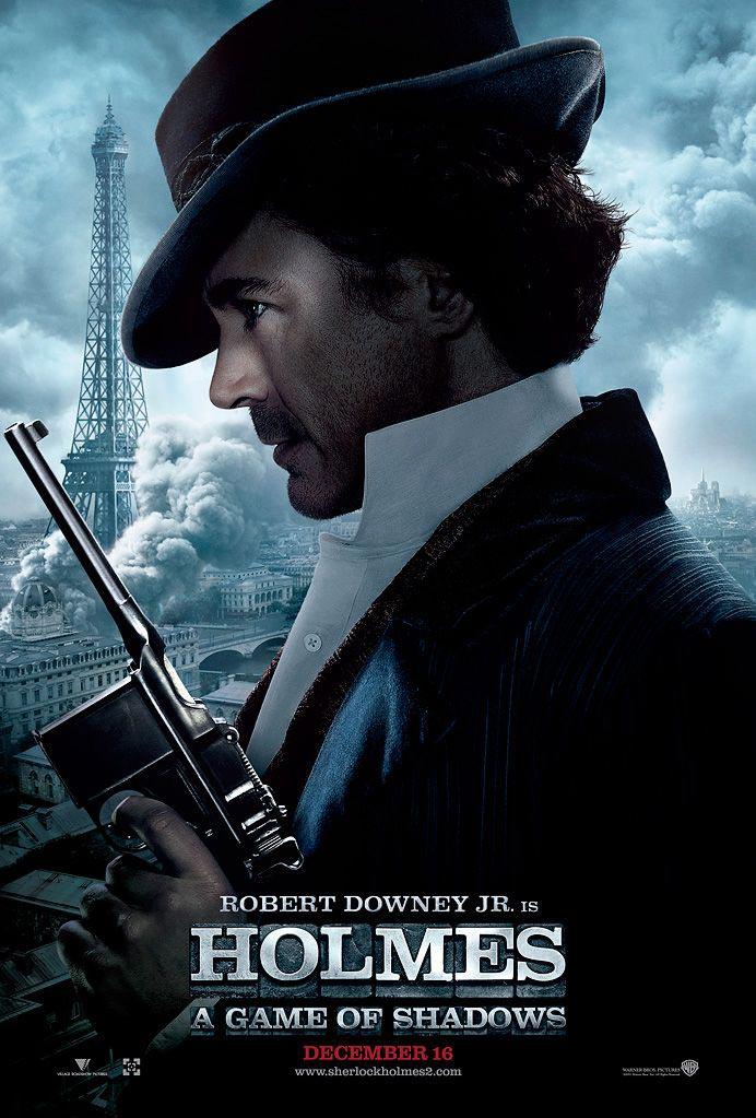 SH2 Holmes poster