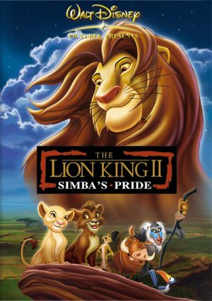 The Lion King 2:Simba's Pride wallpaper with anime called SImba's Pride