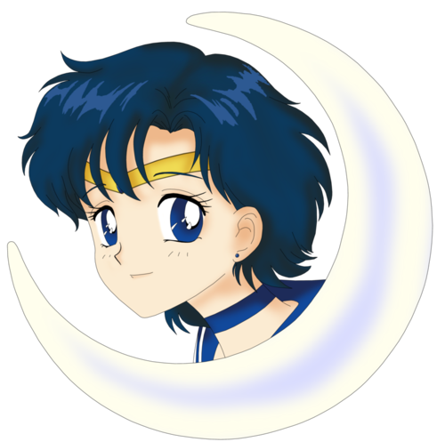 Sailor Mercury wallpaper entitled Sailor Mercury