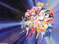 Sailors - bakugan-and-sailor-moon wallpaper