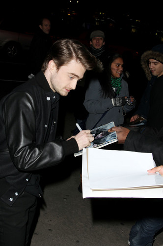 Screening «The Woman in Black» in New York - January 30, 2012 - HQ