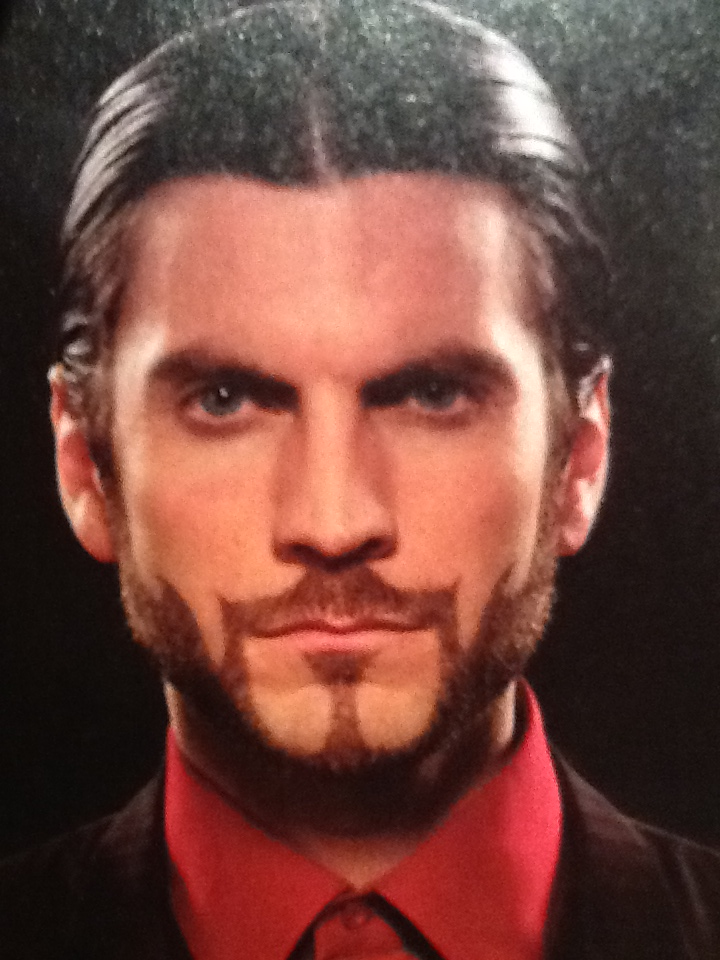 The Hunger Games Seneca CraneThe Hunger Games Seneca Crane