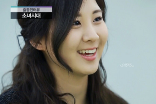 Seohyun screencap interview at JBTC