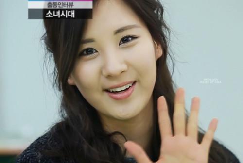 Seohyun screencap interview at JBTC
