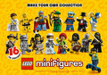 Series 1 - lego-minifigures photo