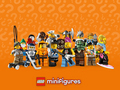 Series 4 - lego-minifigures photo