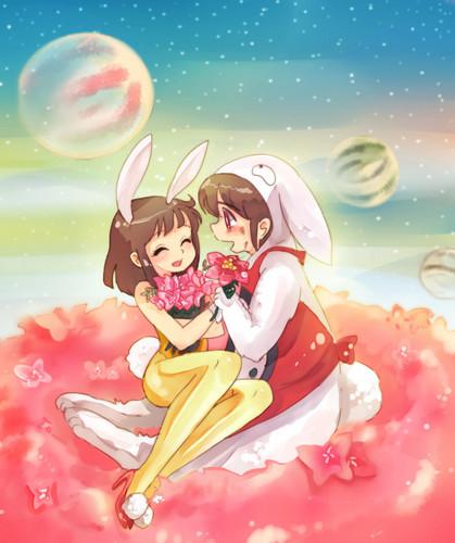 Shinobu & Inaba