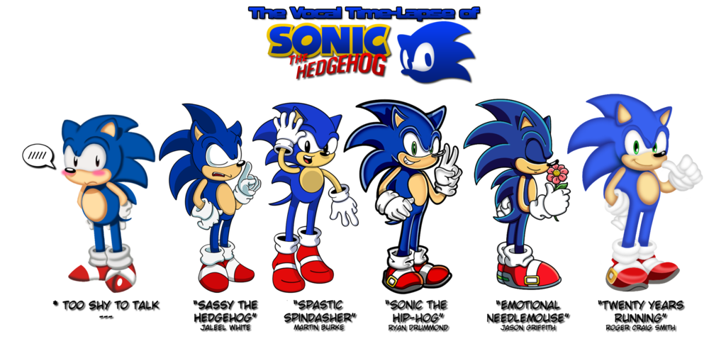 Sonic's Vocal Life