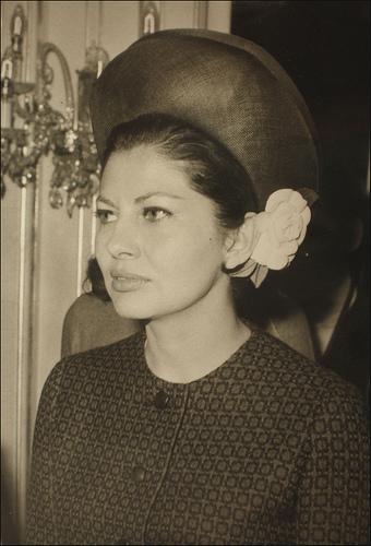 Sorayâ Asfandiyâri-Bakhtiyâri; 22 June 1932 – 26 October 2001