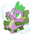 Spike - spike-the-dragon photo