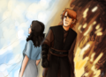 Spirits - anakin-and-padme fan art