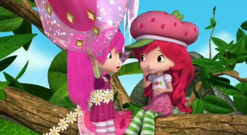 Strawberry Shortcake wallpaper entitled Strawberry Movies
