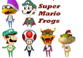 Super Mario Keronians - sgt-frog-keroro-gunso photo
