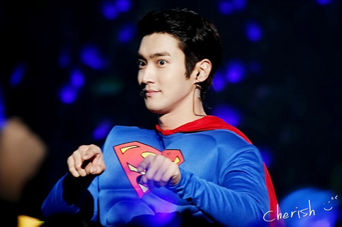 Super mostrar 4 (Siwon)