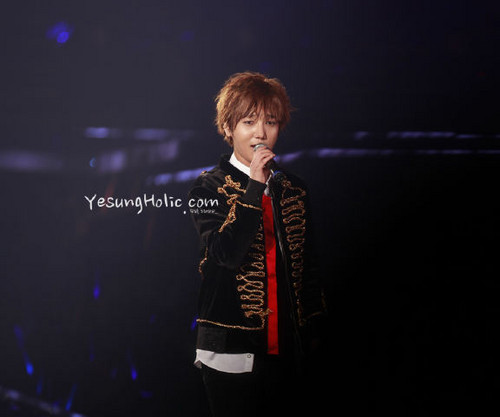 Super Show 4 (Yesung)