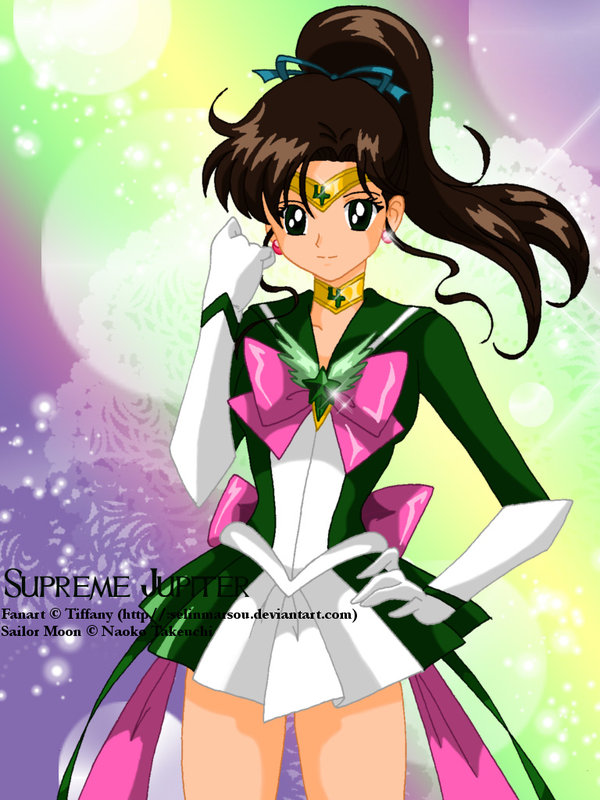 Supreme Sailor Jupiter