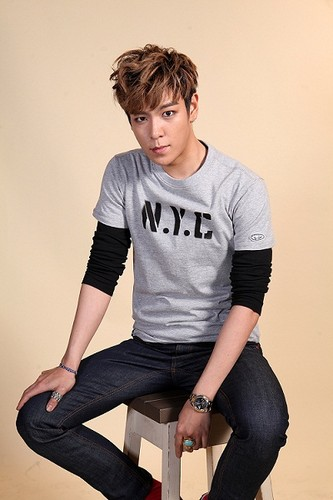 Choi Seung Hyun wallpaper possibly containing bare legs and a hip boot entitled T.O.P