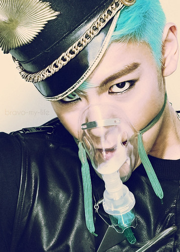 Choi Seung Hyun wallpaper entitled TOP